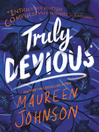 Cover image for Truly Devious