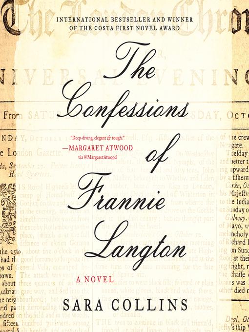 The Confessions of Frannie Langton