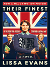 Their Finest cover