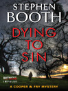 Dying to Sin