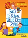 Cover image for Back to School, Weird Kids Rule!