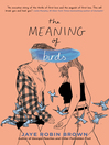 The meaning of birds [EBOOK]