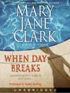 Cover image for When Day Breaks