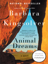 Cover image for Animal Dreams