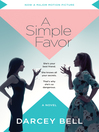 A Simple Favor cover