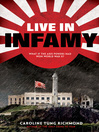 Cover image for Live in Infamy