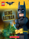 Cover image for Being Batman