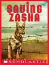 Cover image for Saving Zasha