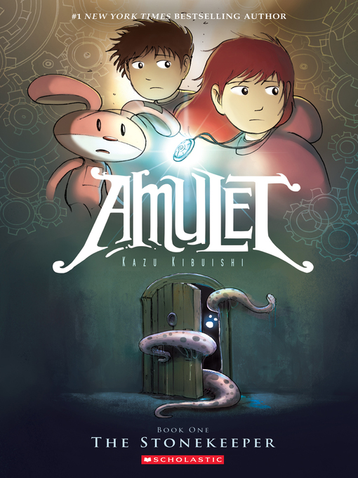 Amulet Book 1, The stonekeeper