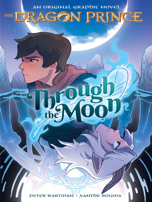 Through the moon