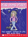 Cover image for The Worst Things in Life Are Also Free