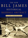 Cover image for The New Bill James Historical Baseball Abstract