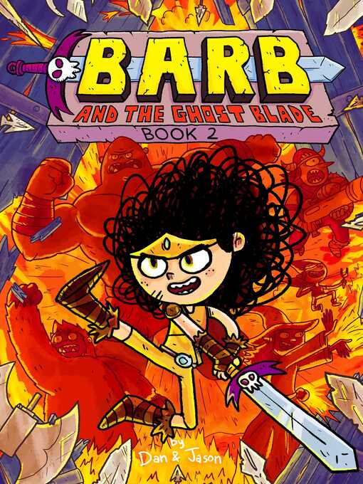 Barb and the Ghost Blade