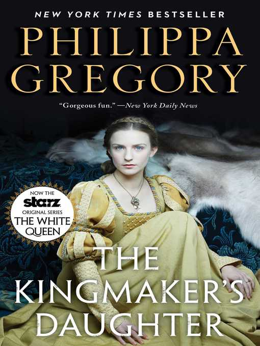 Cover image for The Kingmaker's Daughter