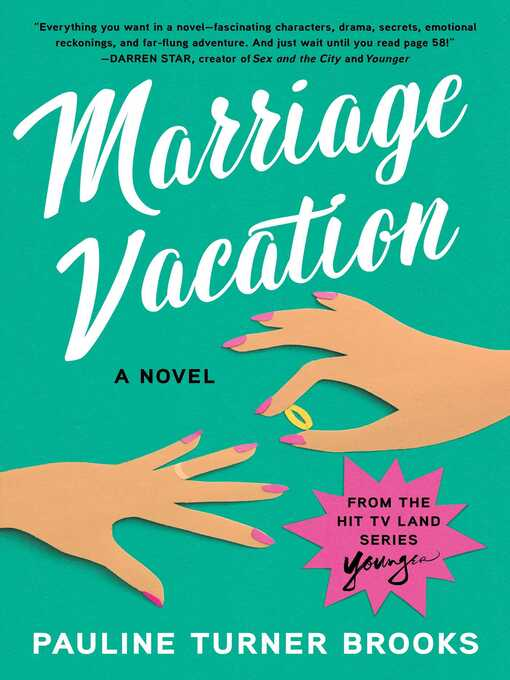 Cover image for Marriage Vacation
