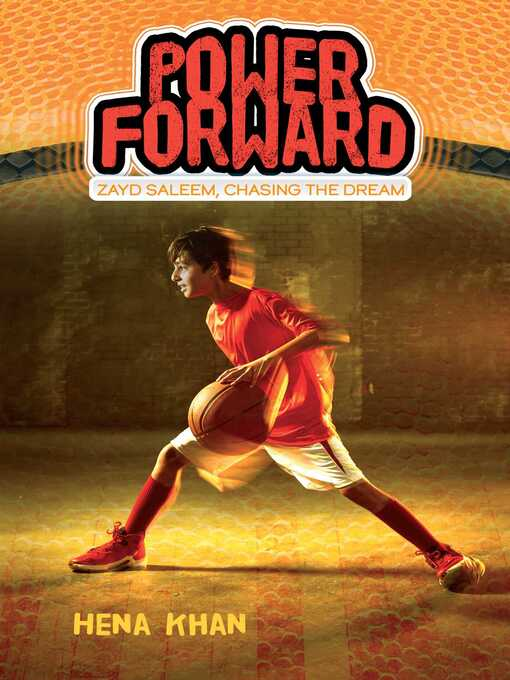 Cover image for Power Forward