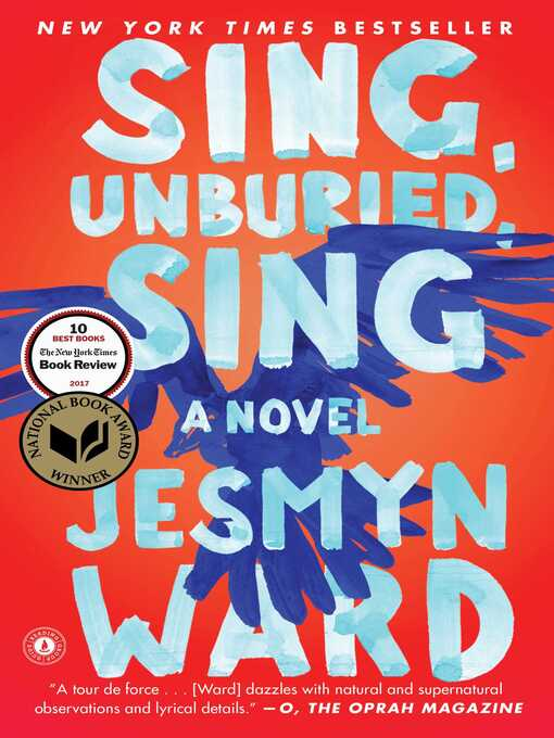 Cover image for Sing, Unburied, Sing