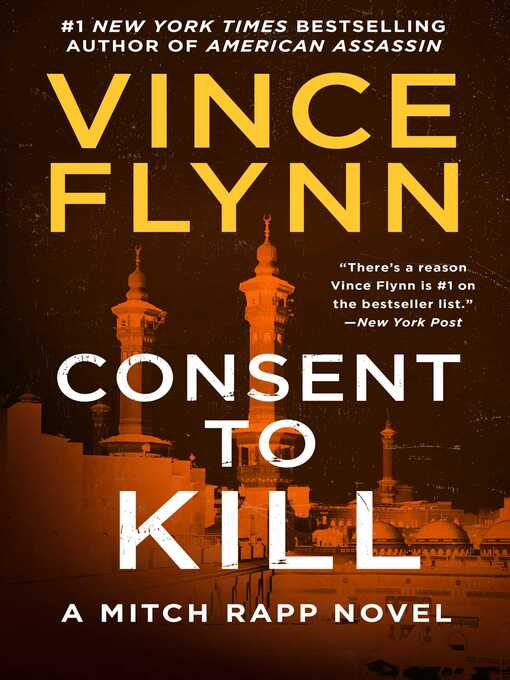 Consent to Kill [electronic resource]