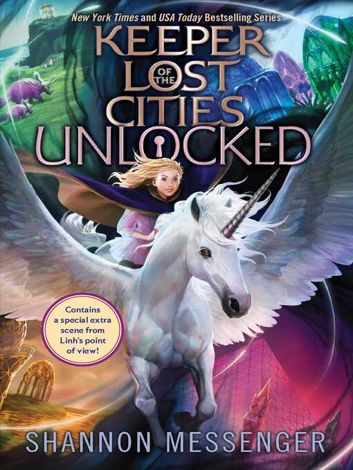 Cover image for Unlocked Book 8.5