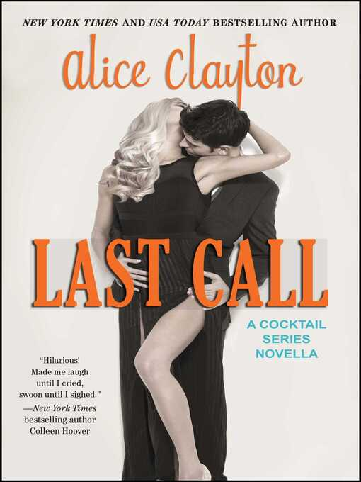 Last Call [electronic resource]