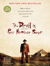 Cover image for The Devil in Pew Number Seven