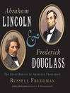 Cover image for Abraham Lincoln and Frederick Douglass