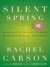 Cover image for Silent Spring