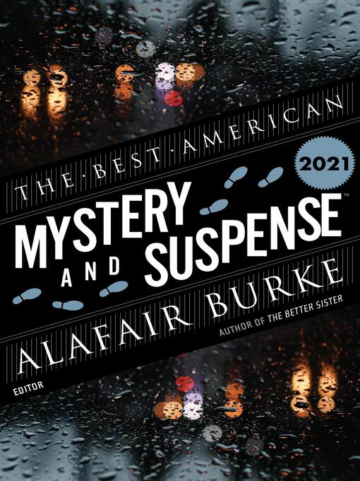 Best American Mystery and Suspense 2021