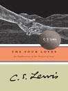 Cover image for The Four Loves