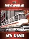 The fountainhead [Audio eBook]