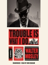 Trouble is what I do : a novel