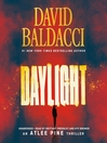 Daylight : an Atlee Pine thriller