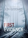 Cover image for First Evidence
