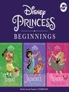 Cover image for Jasmine, Tiana & Aurora