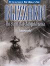 Cover image for Blizzard!