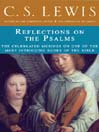 Reflections on the Psalms [electronic resource]