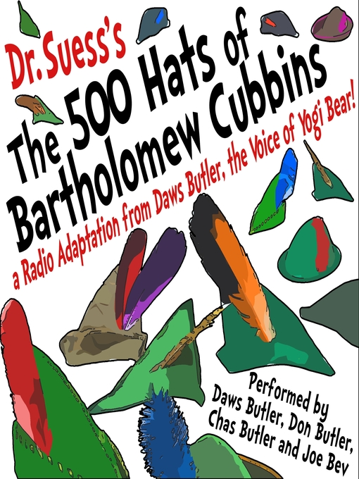 Cover image for The 500 Hats of Bartholomew Cubbins