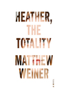 Cover image for Heather, the Totality