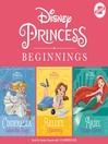Cover image for Cinderella, Belle & Ariel