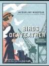Cover image for Birds of a Feather