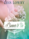 Cover image for A Summer to Die