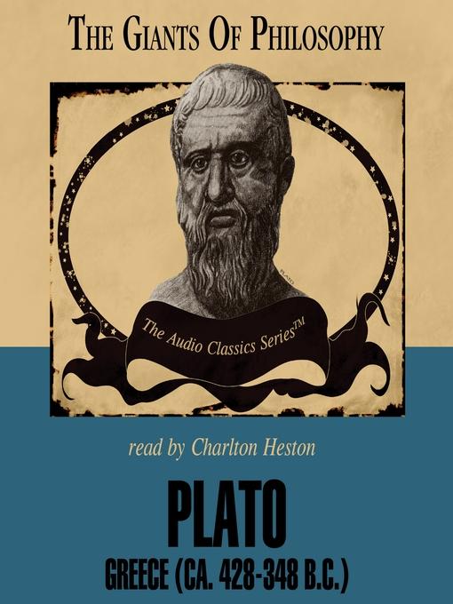 Plato : Greece (ca. 430-350 B.C.)