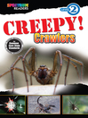 Cover image for Creepy! Crawlers