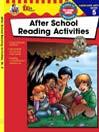 After School Reading Activities, Grade 5