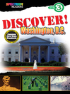 Cover image for DISCOVER! Washington, D.C.