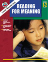 Reading for Meaning, Grades 1-2