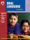 Oral Language for Daily Use, Grade 3