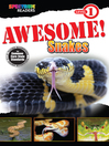 Cover image for Awesome! Snakes