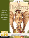 The monster's ring : Magic Shop Series, Book 1