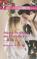 Cover image for Marry Me under the Mistletoe
